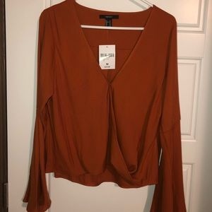 Forever 21 woven top